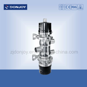 Pneumatic Radial Diaphragm Valve with Welding Ends pictures & photos