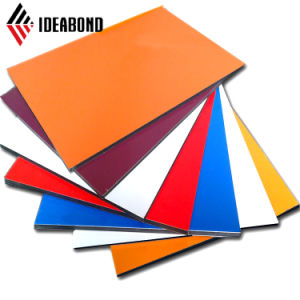 High Gloss Construction Material Wall Cladding Panel pictures & photos