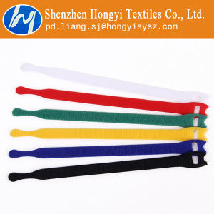 Reusable Hook and Loop Fasteners Velcro Cable Ties/ Wire Ties pictures & photos