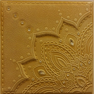 3D PU Leather Wall Panel for Decoration (HS-MK023) pictures & photos