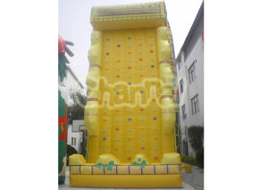 Inflatable Climbing Wall Sport Game for Sale (chsl157-2) pictures & photos