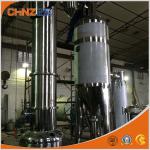 Zng Series Vacuum Pressure Reduction Scraper Evaporator pictures & photos