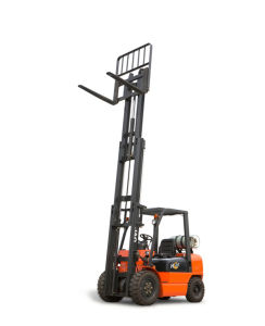 3ton H Type Diesel Forklift Trucks with Imported Japan Engine pictures & photos