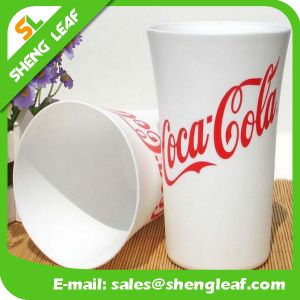 Hot Sale Promotion Gifts PP Plastic Mug Innovation Cup (SLF-PM007) pictures & photos