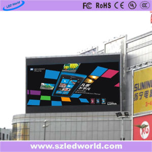 P20 Outdoor Video Fullcolor LED Wall Display Panel for Advertising pictures & photos