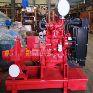 Firefighting Pump Comply with UL/Nfpa20 Standard pictures & photos