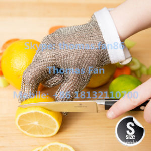Stainless Steel Mesh Cut Resistant Glove / Chain Mail Apron pictures & photos