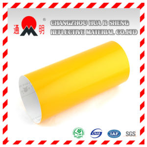 Engineering Grade Yellow High Reflective Material pictures & photos