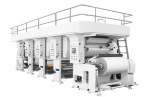 Automatic Flexo Printing Die Cutting Machine/Non Woven Flexo Printing Machine/6 Colour Flexo Printing Machine/Flexo Fabric Label Printing Machine pictures & photos
