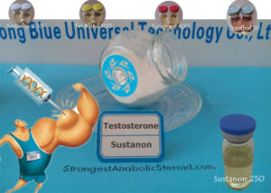 Blend Steroids Injection Liquid Sustanon 250 in Vials for Mass Muscle pictures & photos