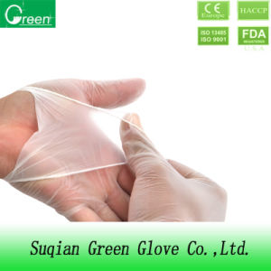 Disposable Medical Gloves/Examination Gloves/Vinyl Gloves pictures & photos
