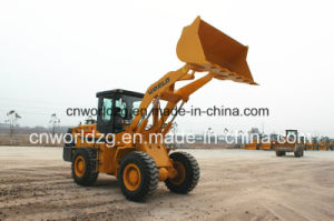 Engineering Wheel Loader, 3ton Loader for Sale pictures & photos