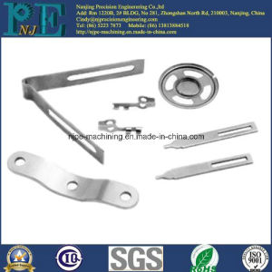 High Quality Precision Aluminum Stamping Parts pictures & photos