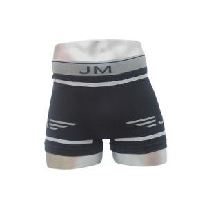 Fashion Style Seamless Men Boxer Jm