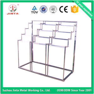 Popular in USA, South Africa Cheap Supermarket Wire Shelving (JT-F15) pictures & photos