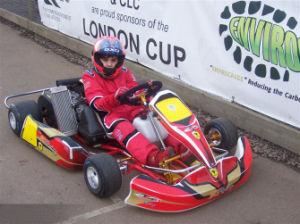 125cc Racing Go Kart pictures & photos