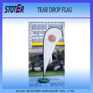 Hot Sale Custom Polyester Teardrop Flag pictures & photos
