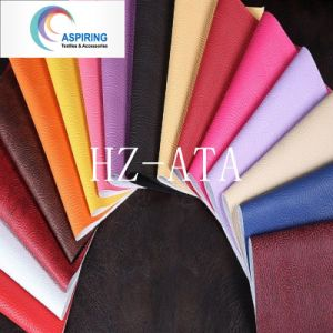 D90 Embossing 0.8mm PVC Imitation Leather pictures & photos