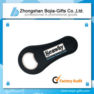 Plastic Beer Bottle Opener with Custom Logo Printed (BG-BD811)