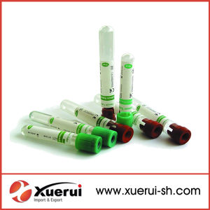 Vacuum Pst Blood Collection Tube pictures & photos
