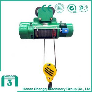 Wire Rope Hoist Electric Hoist 500 Kg pictures & photos