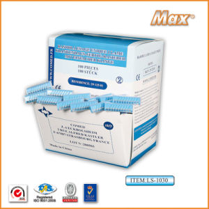 Single Stainless Steel Blade Disposable Razor for Medical (LS-1030A) pictures & photos