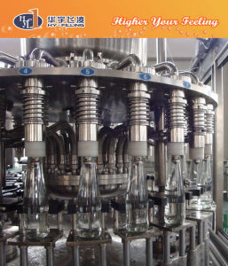 15000bph Juice Glass Bottle Filling Machine pictures & photos