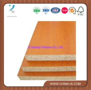 Good Quality MDF Particle Board with Wood Grain Color pictures & photos
