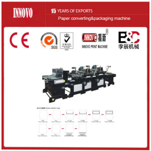 Hot Sell Envelope Folding Machine (EMS) pictures & photos