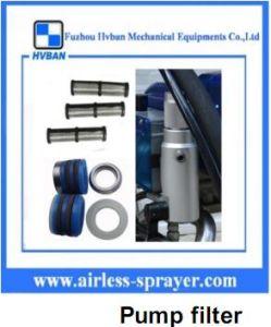 Piston Pump Airless Power Spraying Machine (EP310) pictures & photos