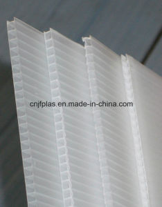 PP Corrugated Sheet for Back Panel and Support Plates of Refrigerator pictures & photos
