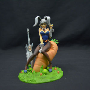Custom Angle Statue with High Resin Material pictures & photos