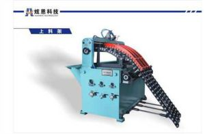 High Speed Scroll Cutting Line for Tinplate