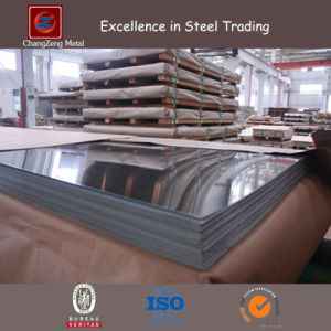 Rolled 2b 201 Polished Stainless Steel Sheet (CZ-S52) pictures & photos