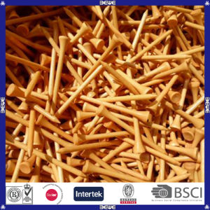 Wholesale Price OEM Wood Golf Tee pictures & photos