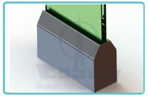 Aluminium Louver Extrusion with ISO9001 & Ts16949 Certificated (Aluminum Profile) pictures & photos