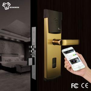 Wireless Hotel Door Lock with Zigbee Remote Control pictures & photos