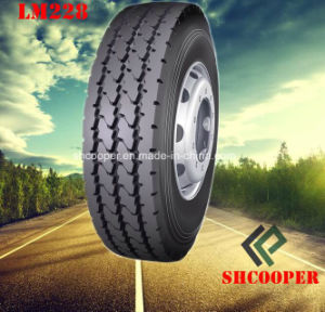 Drive/Steer/Trailer Truck Tyre with Tube (LM228) pictures & photos