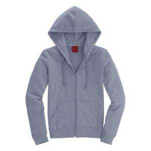 Custom Wholesale Bulk Quality Plain Unisex Hoodies pictures & photos