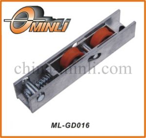 Window and Door Fittings Alu Bracket Pulley (ML-GD016) pictures & photos