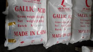Gallic Acid (C6H2(OH)3COOH) (CAS: 149-91-7) pictures & photos