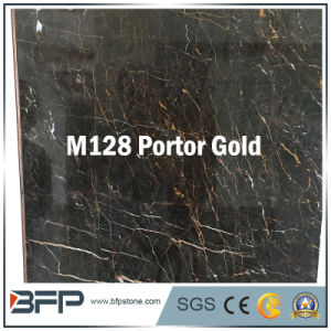 10mm Thick Portor Gold Marble From China Popular in Supermarkets, Distributing, Wholesale pictures & photos