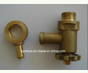 Cuostom Made Brass Thermostatic Valve pictures & photos