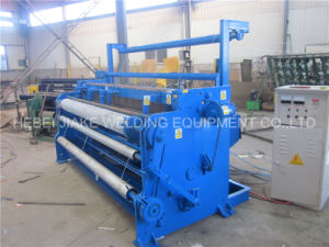Automatic Stainless Steel Welded Wire Mesh Machine pictures & photos