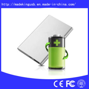 The Classical 10000mah Metal Power Bank pictures & photos