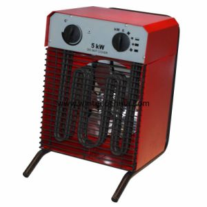 Industrial Fan Heater Portable Space Heater 5kw Square Shape pictures & photos