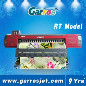 Garros 1.8m and 3.2m Best Price with 1440dpi Digital Inkjet Printer Large Format Textile Printer pictures & photos