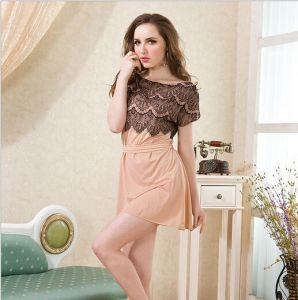 814 Sexy Lingerie Nightgown