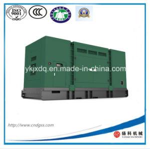 Cummins Engine 520kw /650kVA Power Silent Diesel Generator pictures & photos