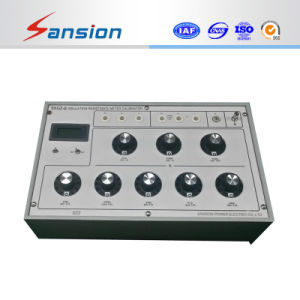 High Precision 20gohm Insulation Meter Calibrator pictures & photos